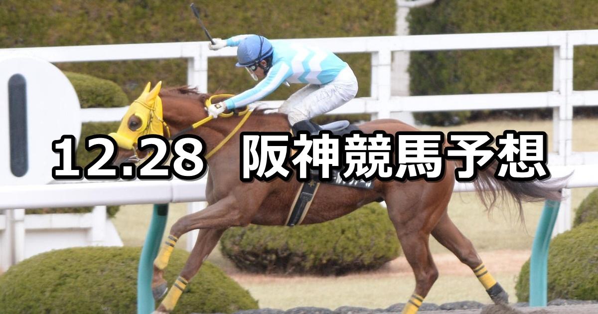 【ベテルギウスステークス】12/28(金) 阪神競馬 穴馬予想