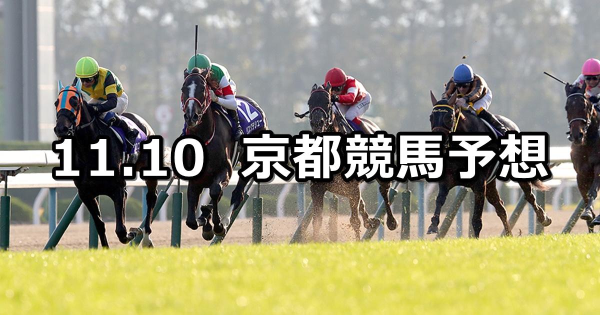 【エリザベス女王杯】2019/11/10(日) 京都競馬 穴馬予想