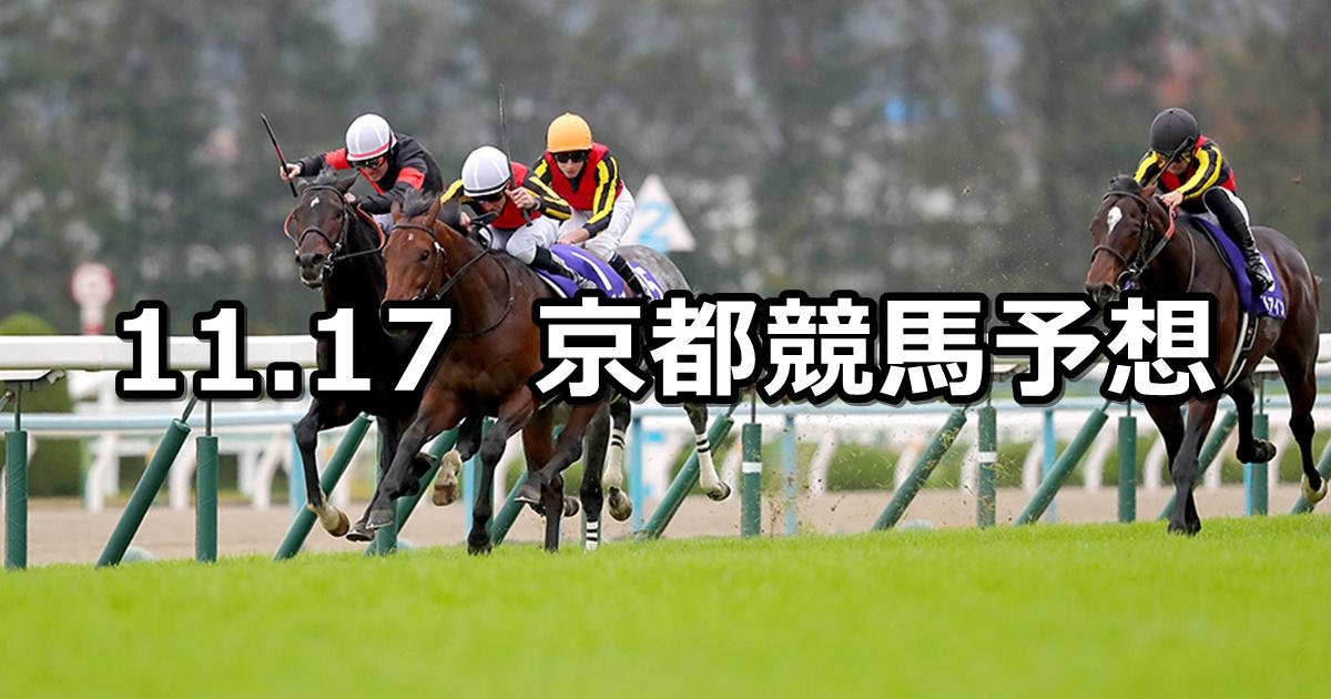 【マイルチャンピオンシップ】2019/11/17(日) 京都競馬 穴馬予想