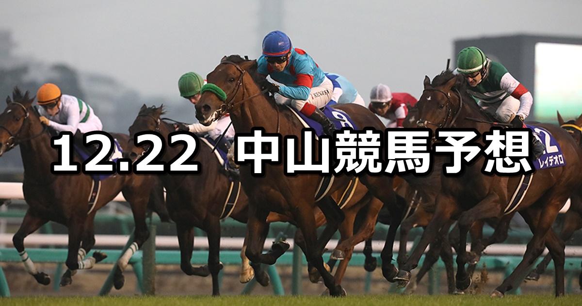 【有馬記念】2019/12/22(日) 中山競馬 穴馬予想