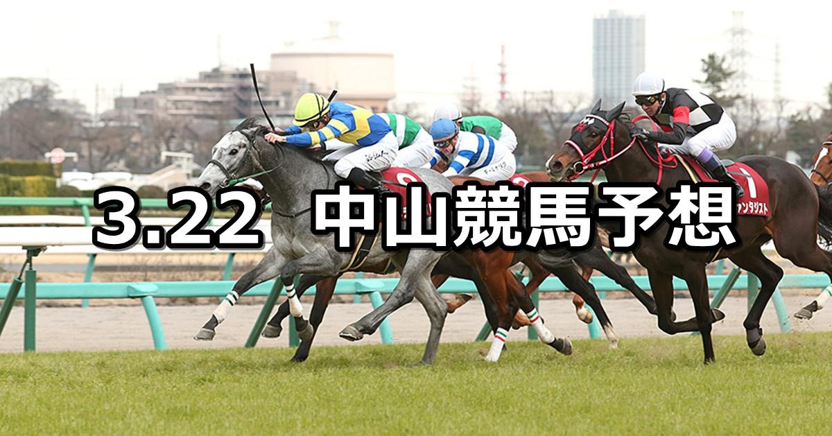 【スプリングステークス】2020/3/22(日) 中山競馬 穴馬予想