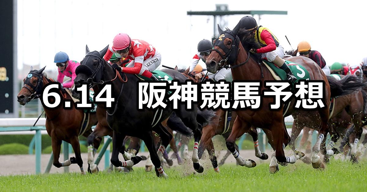 【マーメイドステークス】2020/6/14(日) 阪神競馬 穴馬予想